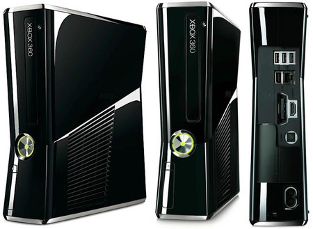 Xbox360 slim firmware flash
